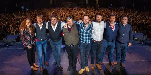 Skipinnish Live in Dumfries