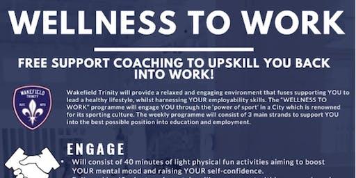 Wellness To Work