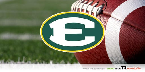St. Edward vs National Christian Academy Varsity Football