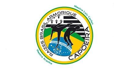 Cours de capoeira pour adolescents et adultes billets