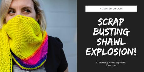 Knitting workshop with Yarnison at Countess Ablaze tickets