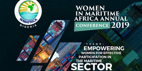 Women in Maritime Africa Annual Conference 2019 tickets