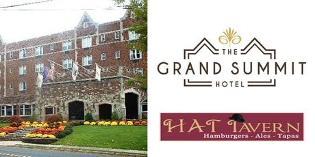 Grand Summit Hotel ~ Mix & Mingle with Networking Icebreaker. Singles & Couples  190917 Lmod tickets