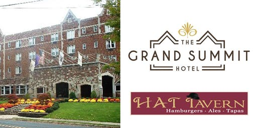 Grand Summit Hotel ~ Mix & Mingle with Networking Icebreaker. Singles & Couples  190917 Lmod