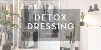 Atelier DETOX Dressing : Comment le ranger ?