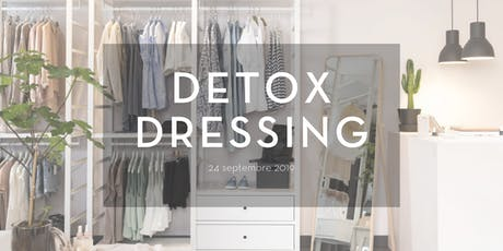 Atelier DETOX Dressing : Comment le ranger ? billets