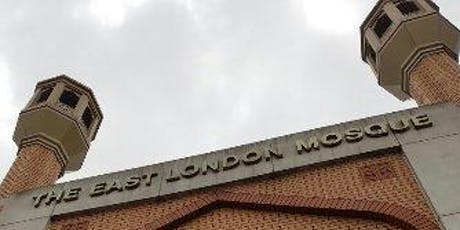 East London Mosque Visit tickets