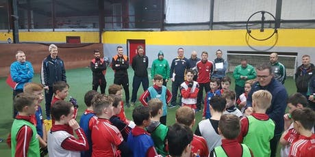 Award 1 Child Course - Football & Hurling tickets