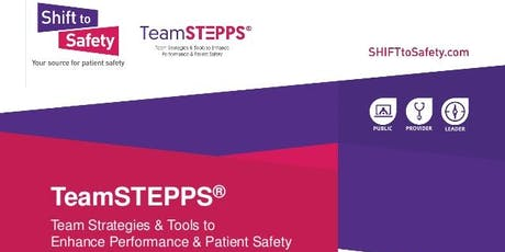 TeamSTEPPS Canada (PE Home only, Oct 1) tickets