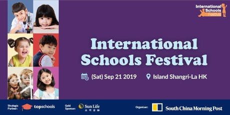 International Schools Festival 2019 tickets