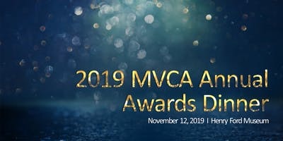 2019 MVCA Annual Awards Dinner