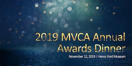 2019 MVCA Annual Awards Dinner tickets