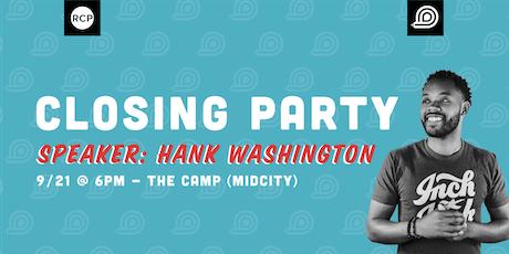 Design Week Huntsville Closing Party! tickets