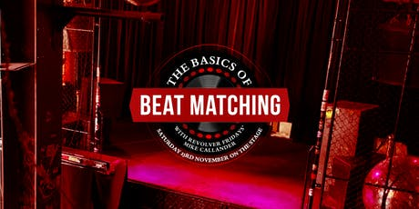 Basics of Beat Matching with Revolver tickets