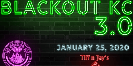 Blackout KC 3.0 tickets