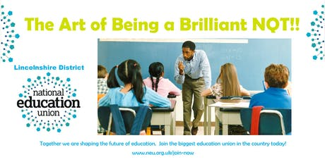 The Art of being a brilliant NQT! tickets