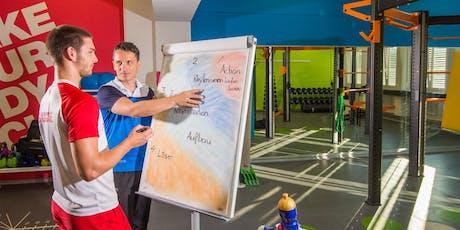 Einführungsseminar Mentales Training im Sport Tickets