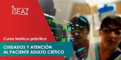Cuidados y Atención al Paciente Adulto Crítico