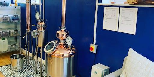 Gin Distillery Tour & Tasting