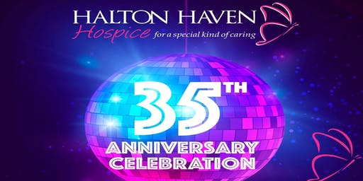 Halton Haven Hospice 35th Anniversary Celebration 2019