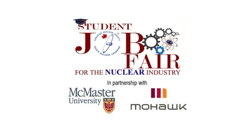 Canadian Nuclear Society  (CNS) Student Career Fair