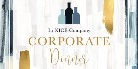 In NICE Company - Networking dinner tickets