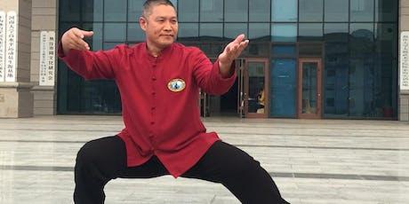 9+16+30.11.2019: Xinjia Yi Lu, 3 Chen Taijiquan workshops with Shifu Liu tickets