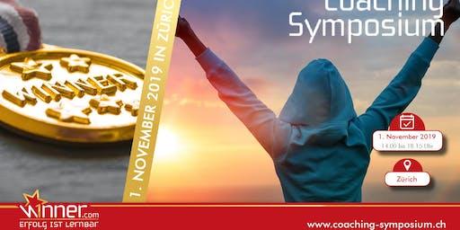 Coaching Symposium 2019