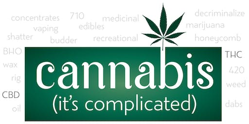 "PVSD: ""Cannabis (it's complicated)"""