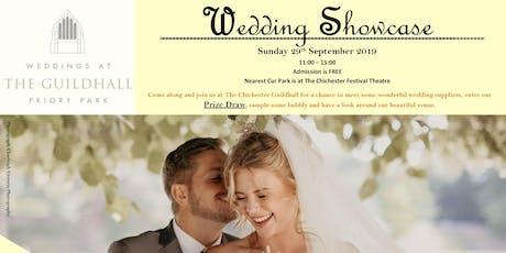 Chichester Guildhall's Wedding Showcase tickets