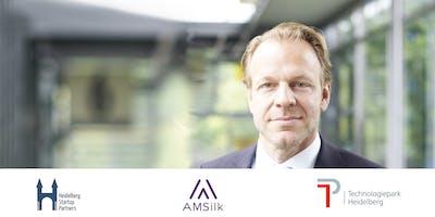 Kaminabend mit Herrn Jens Klein, CEO und Managing Director der AMSilk GmbH