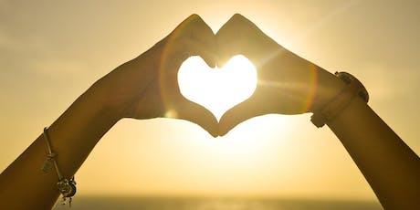 Deine kleine Auszeit // Thema: Herzgesundheit <3 Tickets