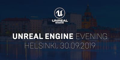 Helsinki Unreal Engine Evening 2019
