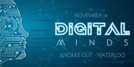Digital Minds 2019 tickets