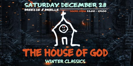The House of God - Winter Classics 2019 tickets