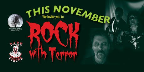 Rock With Terror tickets