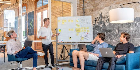 Come up with your next big idea- an intro to Design Thinking tickets