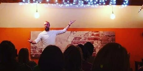 Storytelling for beginners and improvers tickets