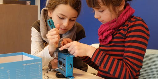 Code Week: Robotics & Coding mit dem Roboter mBot (8-12 Jahre)