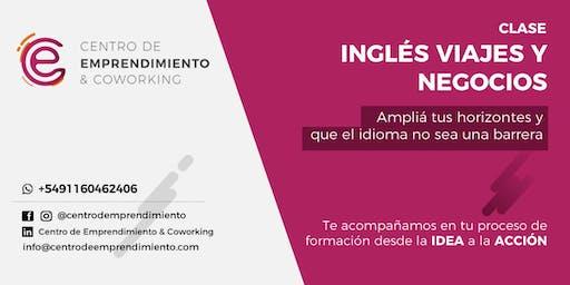 Inglés: viajes y negocios