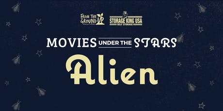 Movie Under The Stars: Alien tickets