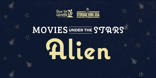 Movie Under The Stars: Alien