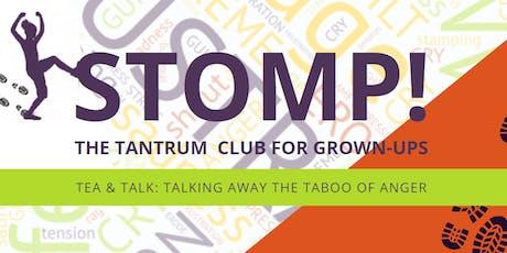 STOMP! Tea and Talk tickets