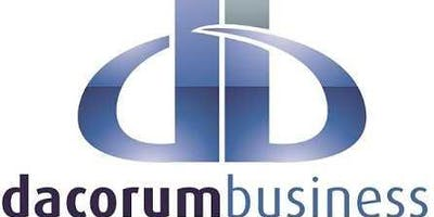 Dacorum Business Breakfast - September 2019 - The