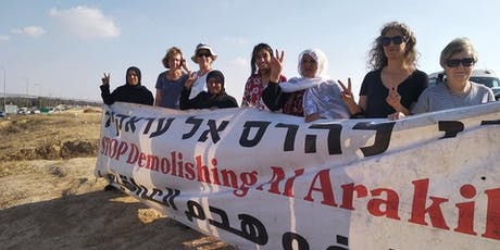 What the Bedouin Experience Portends for the Future of Israeli Democracy tickets