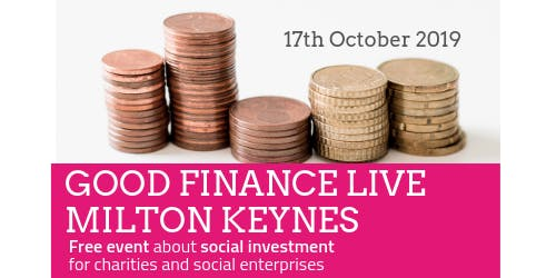 Good Finance Live Milton Keynes