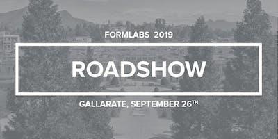 Roadshow Formlabs Gallarate 2019
