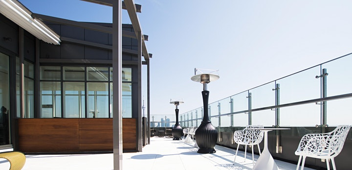 Watch The Air Show from Hotel X Toronto's Rooftops! image