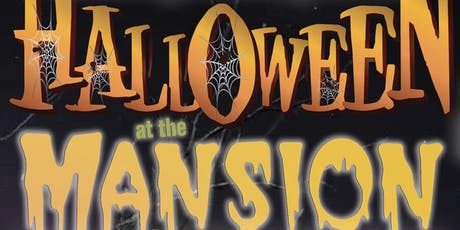 Halloween at the Mansion tickets