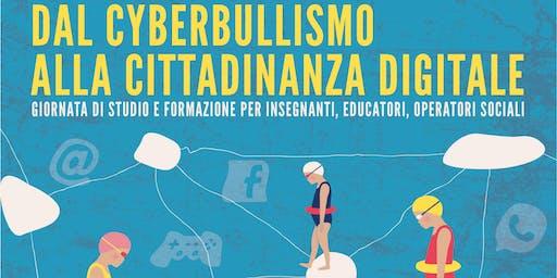 """II° edizione Convegno """"Dal cyberbullismo alla cittadinanza digitale"""""""